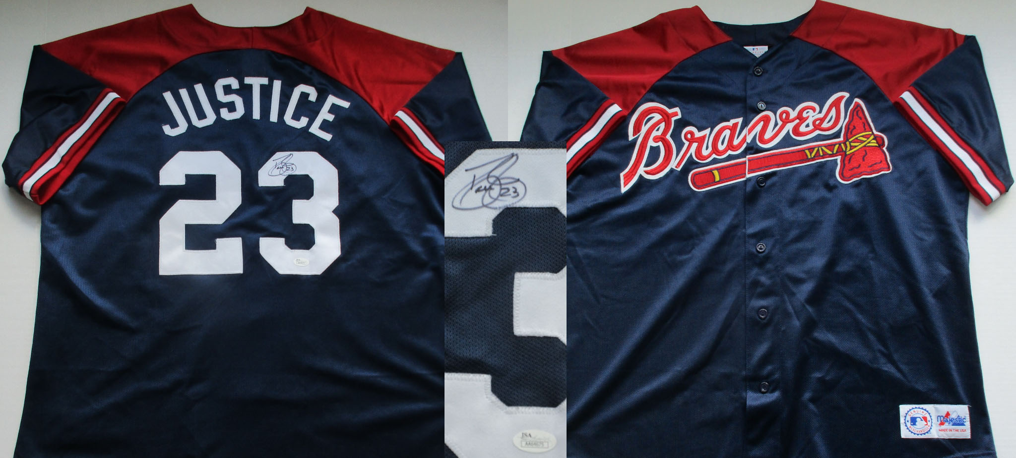 ad119d4ac Mark Mulder Autographed St. Louis Cardinals Jersey (Size XXL w sewn numbers  + letters-JSA-$125)